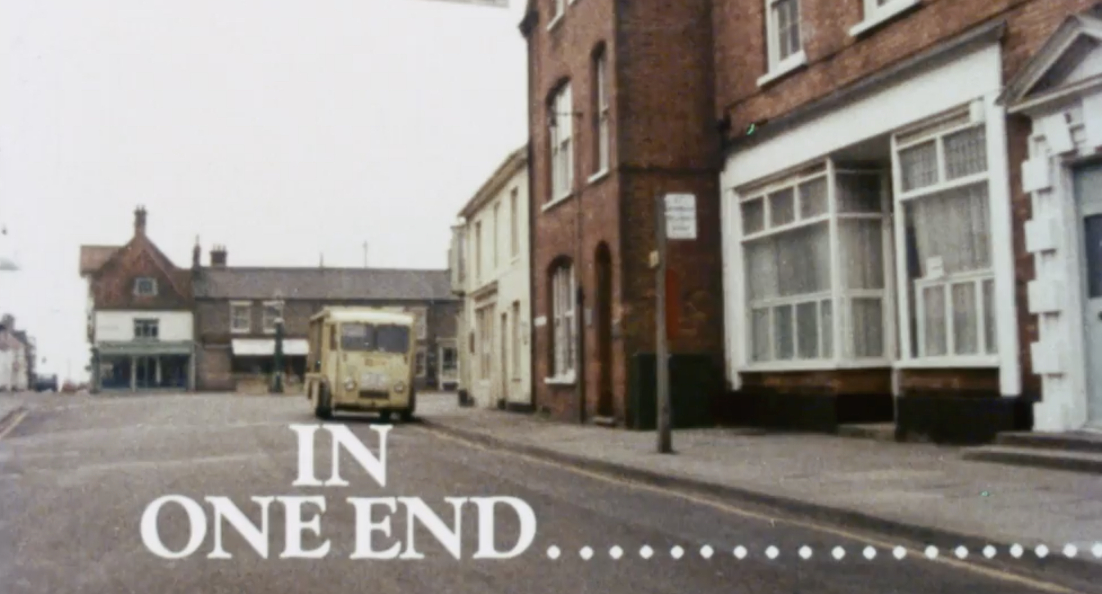In One End by Luke Jeans featured in BFI collection