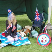 Jubilee picnic day