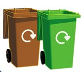Bin collection day reminder