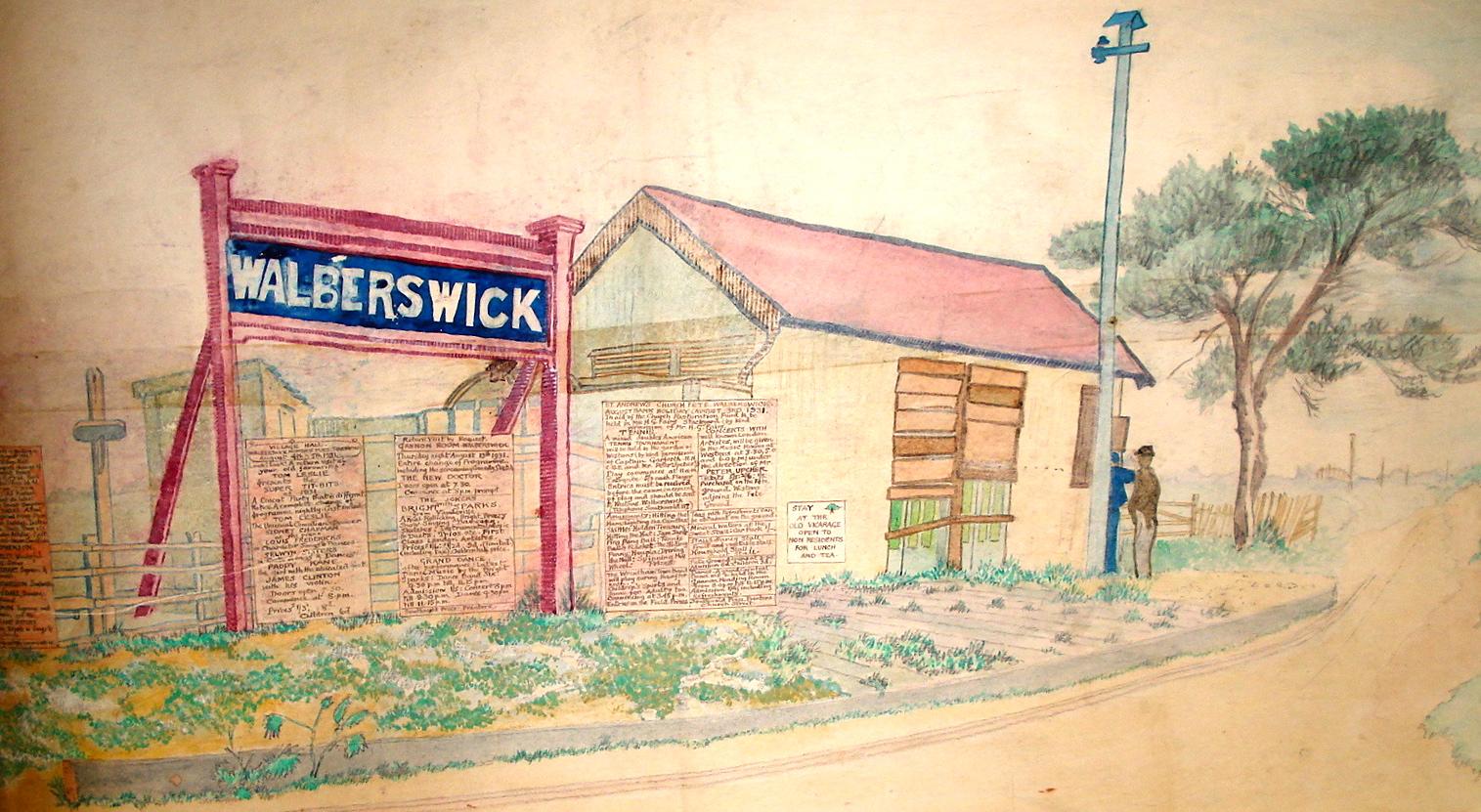 Walberswick Station
